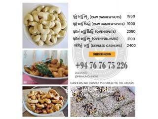 Premium quality local cashews for sale