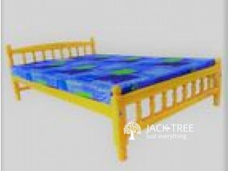 Sale for New Actonia 6x3 Single Bed With Double Layer Mattresses