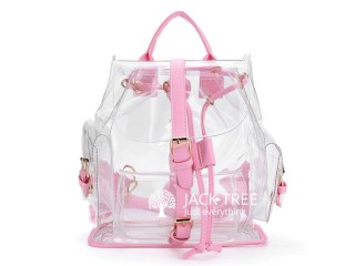 Transparent Backpack School Bags