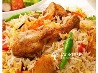 Chicken Biriyani Large
