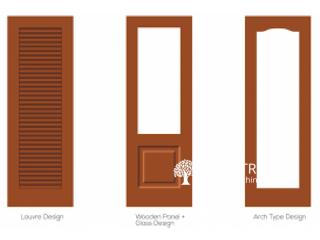 DOOR AND WINDOW FRAMES & PANELS