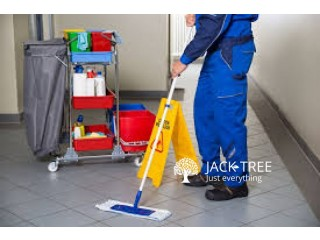 Cleaning, Maintenance and Janitorial