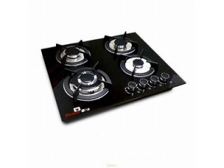 Power box 4 Burner Gas Cooker Hob