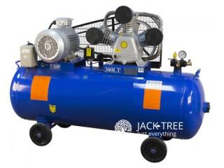 Men 300 Liter Air Compressor 7.5Hp Copper Motor 380V Three Phase