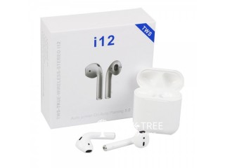 I12 TWS True Wireless Bluetooth Headset 5.0