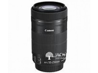 Canon 55-250 lens