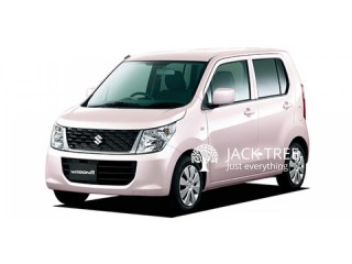 Suzuki Wagon R FX PUSH START 2016