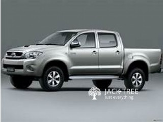 Toyota Hilux FOUR DOOR 2010