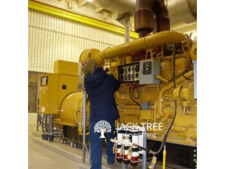 Machine & Generator Repair Service