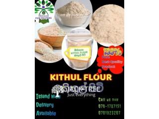 Kitul flour