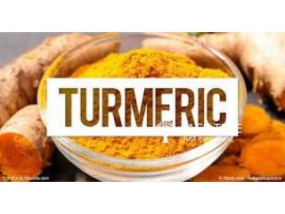 කහ Turmeric