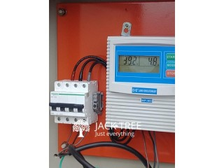 Supply & service Digital Control Panels for Tube Well Pumps