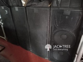 Double top speakers / zomax