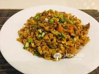 Meat Mix Noodles
