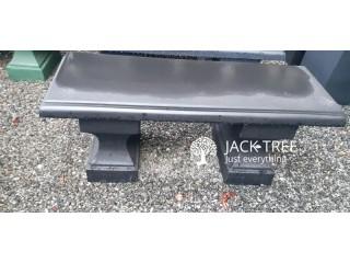 Concrete benches