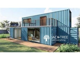 Container House Work