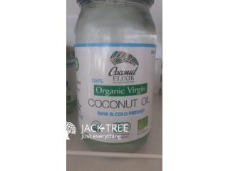 Vergin coconut oil