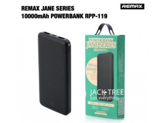 REMAX JANE SERIES 10000mah powerbank RPP-169