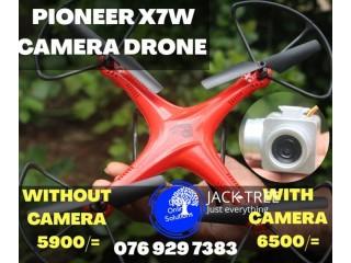 Pioneer X7W Camera Drone