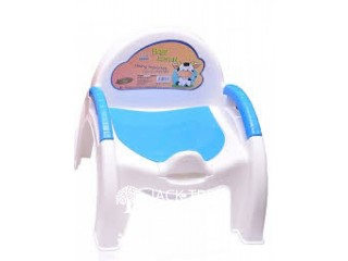 Baby Bedpan Chair Commode