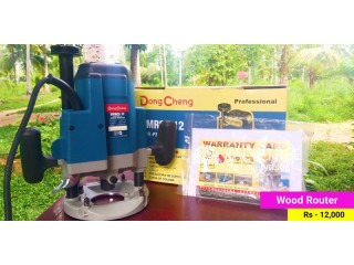 Wood Working Machines / Carpenter Tools