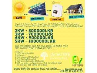 SOLAR POWER ELECTRICITY