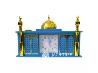 High Quality clock with Complete Azan and Ala