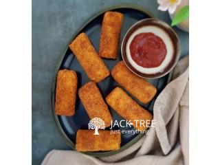 Fried Fish Rolls