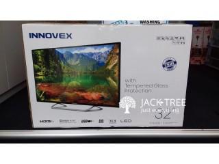 Innovex tempered tv