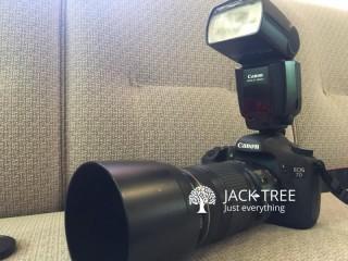 CANON EOS 7D Lens canon ultra sonic 70-300mm Canon 580EX mark 2