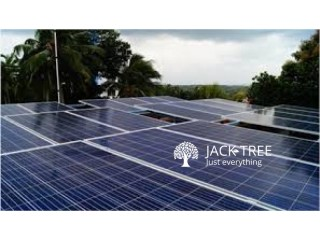 04KW Solar PV Systems For domestic Users