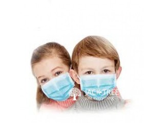 Disposable 3ply Kids Facemask