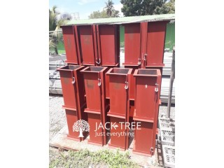 Concrete moulds for Rent/ Sale. Please Call for Price.