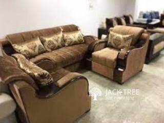 New Sofa ( 3+1+1 ) Set