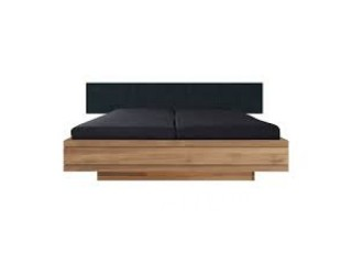 6ftx 6.3ft King Size Teak Bed -Ss 930