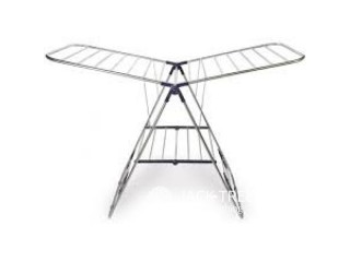 Heavy Duty Foldable Cloth Drying Stand Rack