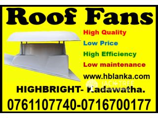 Exhaust fan Srilanka , ventilation systems srilanka ,Roof exhaust fan Srilanka,