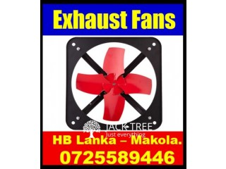 Exhaust fans srilanka ,ventilation systems fans , wall exhaust fans , exhaust fans for factories, warehouses