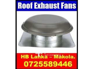Roof exhaust fans srilanka, exhaust fans, roof extractors, ventilation systems srilanka