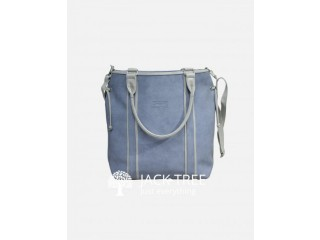 Pu Leather Fashionable Hand Bags For Girls and Womens