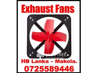 Exhaust fans price  for sale srilanka ,ventilation systems fans , wall exhaust fans , exhaust fans for factories, warehouses