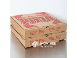 Value added Corrugated Cartons ( Pizza box,offset laminated boxes)