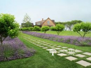Landscaping Design with Works