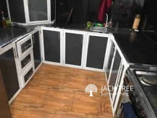 Pantry Cupboards and Aluminum Works