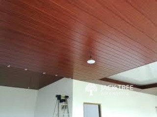 Ceiling (දැව නිමාව ),/Wood-finished