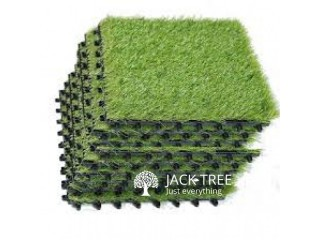 Grass Carpets Interlock Paving Layout