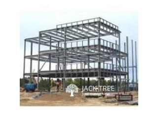 Steel Building Hut works