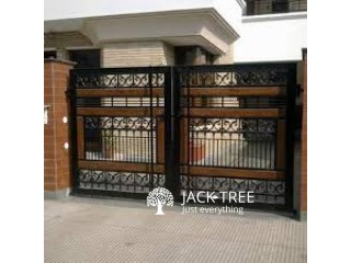 Modern Iron Gates