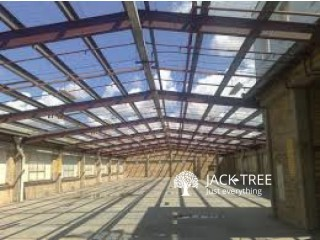 Steel Roof Work