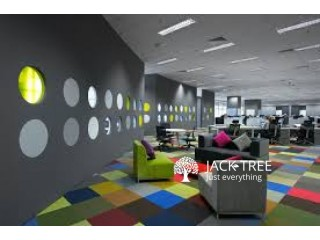 Office Creative Interior Design 8563